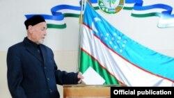 Uzbekistan - Uzbekistan held parliamentary elections, Dec 22, 2014