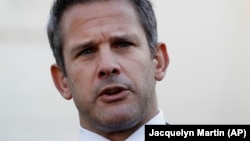 Adam Kinzinger, one of the Congressmen who signed the letter.