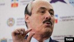 Экс-глава Дагестана Рамазан Абдулатипов