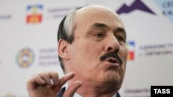 Daghestani leader Ramazan Abdulatipov