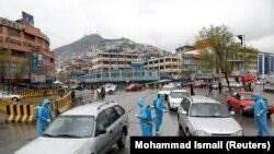 کابل کې د کورونا ۵۶ نورې مثبتې ښېښې ثبت شوي