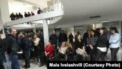 Внеочередное заседание городского собрания Боржоми будет назначено на следующей неделе, тогда будет выбран новый председатель сакребуло