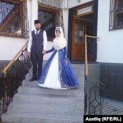 Тимур һәм Арзы Прага мәчетендә