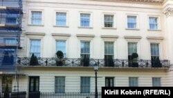 Londonda zəngin rusiyalıların evləri