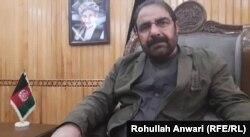 Kunar's Governor Abdul Satar Mirzakwal