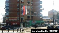 Trg u Severnoj Mitrovici