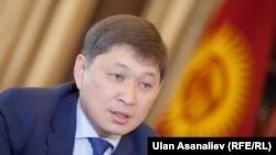 Сапар Исаков, Қырғызстан премьер-министрі.