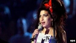 Amy Winehouse, Muenchen, novembar 2007.