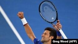 Для сербского теннисиста это 5-й трофей на этом турнире