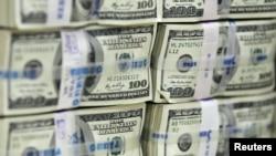 К концу мая государственный долг США составит 14 триллионов 290 миллиардов долларов