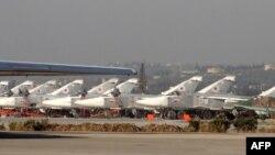 Российская авиабаза Хмеймим в Сирии. Архивное фото