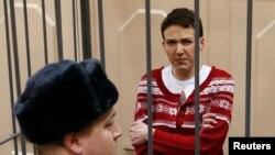 Надія Савченко, 4 березня 2015 року