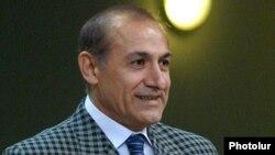 Armenia - Yuri Vartanian, the newly appointed Armenian ambassador to Georgia.
