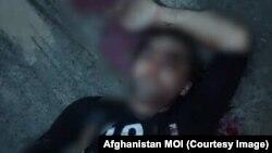 پولیس: عنایت قچی سرگروپ یک باند جنایتکار در کابل کشته شد