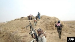 مجموعة من اعضاء الصحوة في محافظة ديالى - العراق