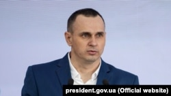 Oleg Sentsov