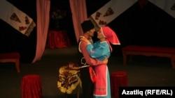 Qaqauz dram teatrı Tatarstandakı Novruz şənliklərində