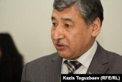 Камал Бурханов, бывший депутат мажилиса.
