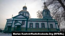 Церковь в селе Ворсивка Житомирской области, большая часть прихожан которой пожелала перейти в Православную церковь Украины