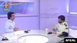 پخش برنامه کوله پشتی که در آن سرداران حضور داشت واکنش هر دو گروه طرفداران طرح ارتقای امنیت اجتماعی و مخالفان این طرح را در پی داشته است.