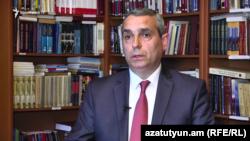 Արցախի արտգործնախարար Մասիս Մայիլյան, արխիվ