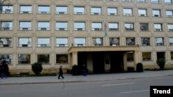 ministry of taxes Baku