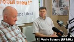 Oazu Nantoi şi Victor Chirilă