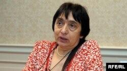 Социолог Нана Сумбадзе