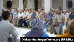 Заседание «Крымской солидарности», архивное фото