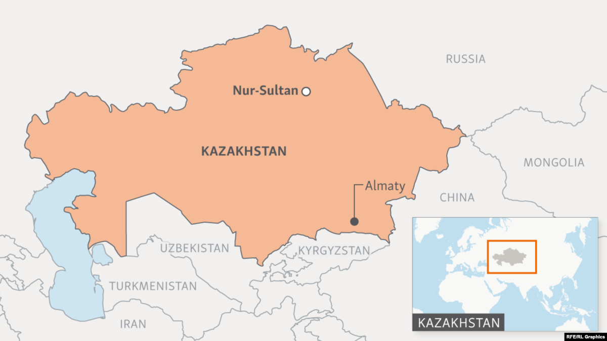 Anthrax Diagnosis Confirmed In Kazakhstan
