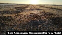 Дорога между Новошешминском и Черемуховой Слободой