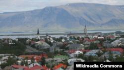 Исландия астанасы Рейкьявик. (Көрнекі сурет)