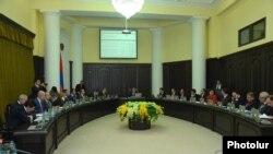 Armenain Government session