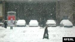 Bakıda qış, 28 dekabr 2006