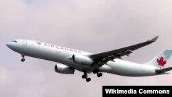 An Airbus A-330 (file photo)