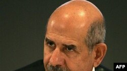آقای برادعی بار دیگر تاکید کرد که اگر با این روند پیش برویم برخورد میان ایران با غرب اجتناب ناپذیر خواهد بود.