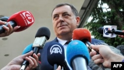 Милорад Додик, Босния және Герцеговина құрамындағы Сербия Республикасының басшысы.