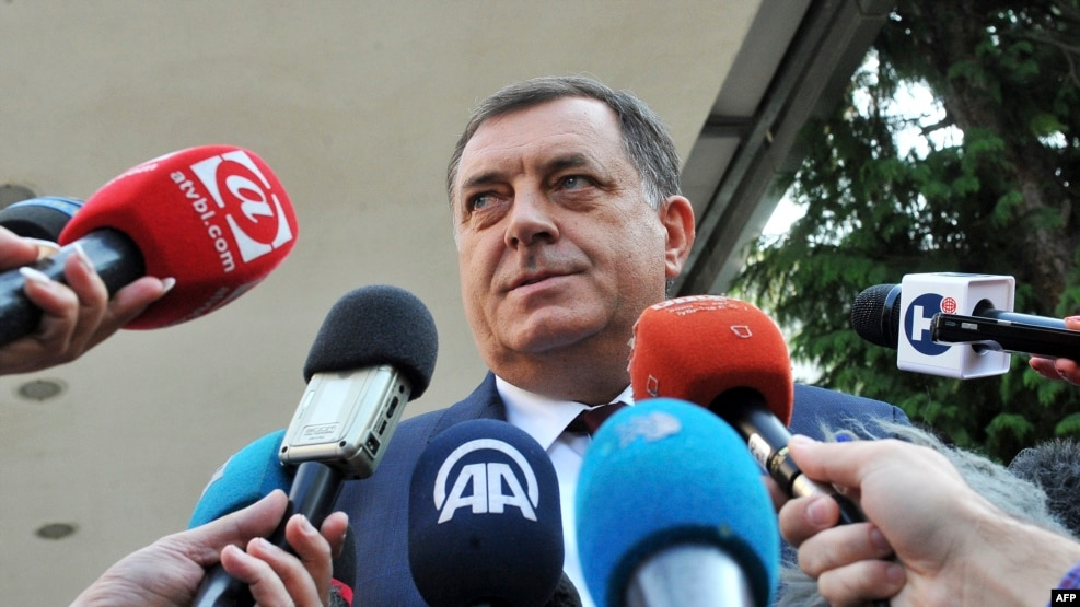 Milorad Dodik, the president of Republika Srpska, denied the federal Constitutional Court in holding a referendum on the holiday.