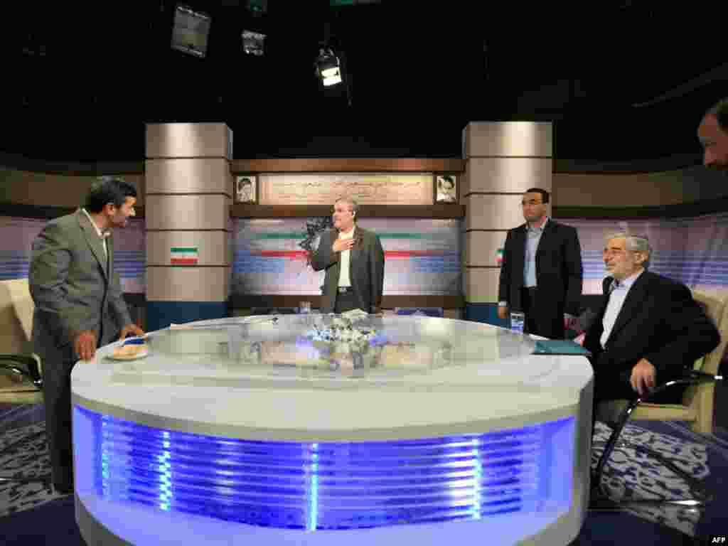 مناظره پیش از انتخابات