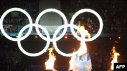 Ceremonija otvaranja Olimpijskih igara u Vankuveru