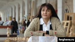 Фотожурналист из Узбекистана Умида Ахмедова.