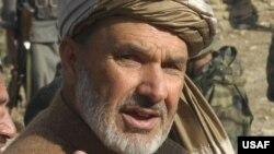 Former Afghan Governor Ghulam Ghous Abu Bakar