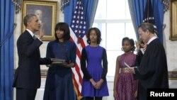 21 января пройдет церемония инаугурации президента США.