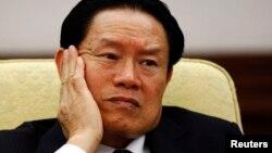 Бывший министр общественной безопасности Китая Чжоу Юнкан
