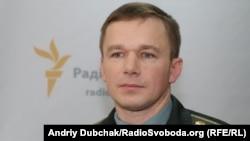 Віктор Шидлюх, заступник начальника управління Центрального науково-дослідного інституту ЗСУ