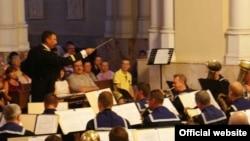 Центральный концертный образцовый оркестр Военно-Морского Флота имени Римского-Корсакова