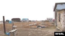 """Поселок """"Ясный-2"""" сегодня выглядит вот так. Октябрь 2008 года."""