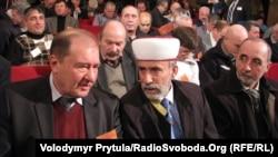 Курултай кримських татар, Сімферополь, 12 січня 2012 року