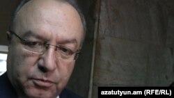 Armenia -- Healthcare Minister Derenik Dumanian, undated.