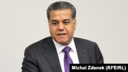 مسؤول العلاقات الخارجية في حكومة إقليم كردستان فلاح مصطفى